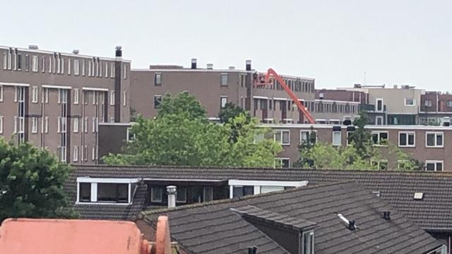 Gevelinspectie hoogbouw